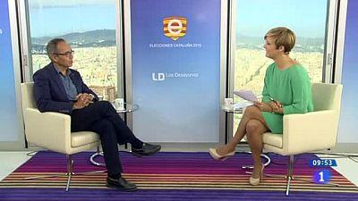 """Coscubiela: """"Es imprescindible que haya un referéndum en Cataluña"""""""