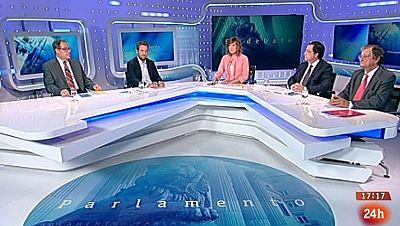 Parlamento - El debate - Presupuestos Generales del Estado - 19/09/2015