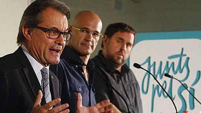 Las palabras de Linde marcan la agenda en este día de campaña en Cataluña