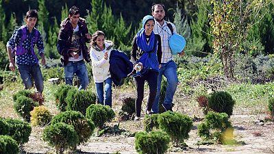 Las minas de las guerras de los Balcanes, un nuevo riesgo para los refugiados en su ruta por Croacia