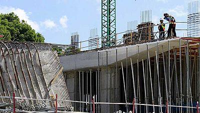 Dos muertos y dos heridos leves en el derrumbe de un edificio en construcción en Mallorca