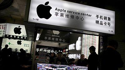Un ataque informático en China compromete la seguridad del gigante Apple