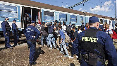La UE intenta este martes aprobar el reparto de refugiados sin Hungría
