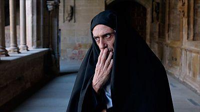 Olmos y Robles - Una �monja? nueva en el convento