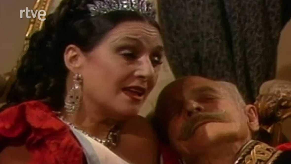 Teatro - Isabel, reina de corazones