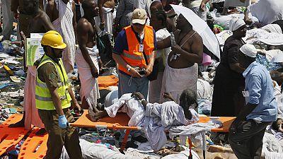 Más de 700 personas mueren en una estampida en La Meca
