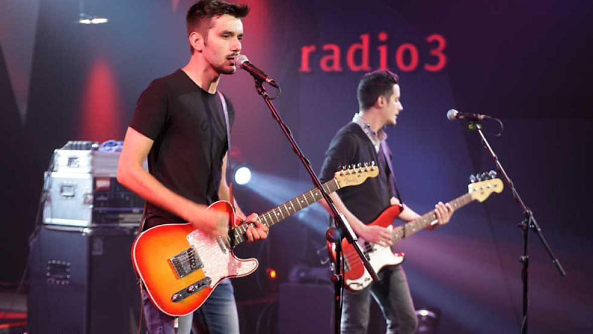 Los conciertos de Radio 3 - Pull my Strings  - Ver ahora