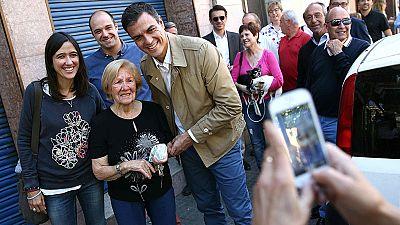 Última oportunidad de los partidos de pedir el voto en las elecciones catalanas