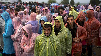 Hungría y Croacia siguen con su duro bloqueo hacia los refugiados