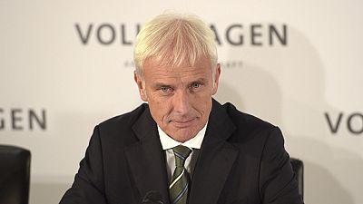 Volkswagen nombra al presidente de Porsche, Matthias Müller, nuevo jefe del grupo automovilístico