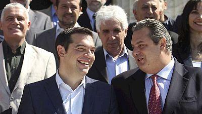 Informe Semanal - El futuro griego - Ver ahora