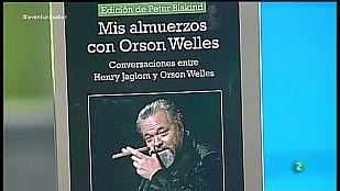 La Aventura del Saber. Libros recomendados. Mis almuerzos con Orson Welles. Peter Biskind
