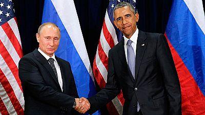 Obama y Putin discrepan en la ONU sobre el futuro de Asad