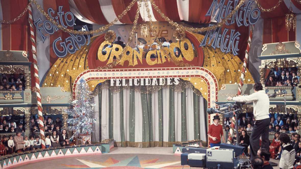 El gran circo de TVE - 5/6/1980