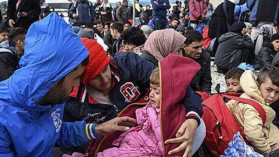 Los ciudadanos de los Balcanes que hace veinte años fueron refugiados se encuentran ahora con los que, como ellos, huyen de la guerra. Comprenden mejor a quienes llegan de Siria pero quieren que se vayan lo antes posible porque, dicen, no hay trabajo