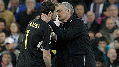 Casillas contra Mourinho, el reencuentro del año