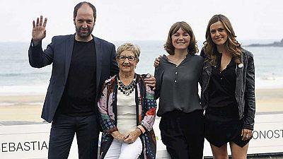 'Loreak' optará a la nominación en la categoría de mejor película de habla no inglesa