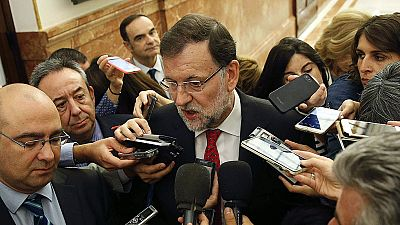 """Rajoy considera """"falso"""" y """"profundamente injusto"""" atribuir al Gobierno la imputación de Mas"""