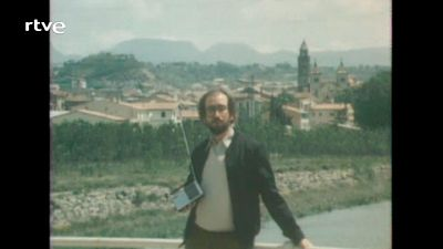 Arxiu TVE Catalunya - Quitxalla - Emissora Ona juvenil - Escola Vall del Ges - Contes de Robert Saladrigas
