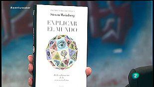 La Aventura del Saber. Libros recomendados. Explicar el mundo. Steven Weinberg