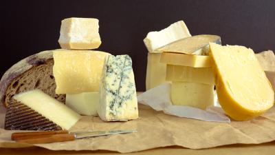 As� se prepara una tabla de quesos