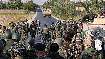 La OTAN apoya ya a las fuerzas afganas en su batalla para recuperar la ciudad de Kunduz