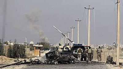 El Ejército afgano recupera el control de la ciudad de Kunduz