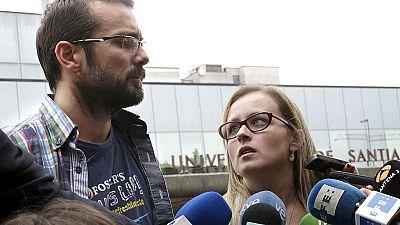 El hospital clínico de Santiago pide al juzgado que se manifieste sobre la situación de Andrea