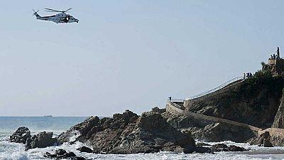 Recuperados a tres millas de la costa los cadáveres de dos turistas británicas en Lloret de Mar