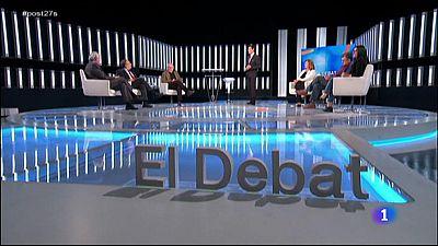 El Debat de La 1 - An�lisi de les Eleccions a Catalunya