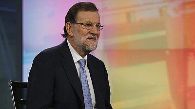 Rajoy anuncia en una entrevista que las elecciones generales se celebrarán el 20 de diciembre