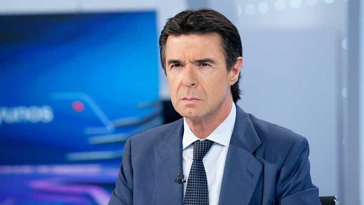 Los desayunos de TVE - José Manuel Soria, ministro de Industria, Energía y Turismo - Ver ahora