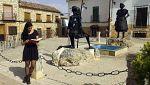 La mitad invisible - Don Quijote de La Mancha, de Miguel de Cervantes - avance