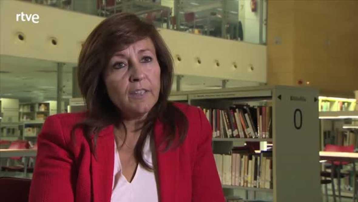 Consuelo Naranjo, investigadora del CSIC