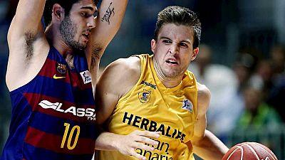 Baloncesto - Supercopa ACB. 1� Semifinal: Herbalife Gran Canaria - FC Barcelona Lassa - ver ahora