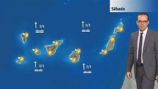El tiempo en Canarias - 03/10/2015
