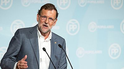"Rajoy alerta de que el 20 de diciembre Espa�a se juega ""recuperarse o volver a la crisis"""