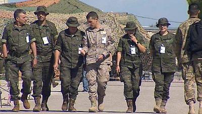 Gran protagonismo de las bases españolas de la OTAN en el mayor ejercicio aéreo desde la Guerra Fría