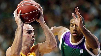 Baloncesto - Supercopa ACB. Final: FC. Barcelona - Unicaja    - ver ahora
