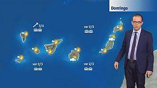 El tiempo en Canarias - 04/10/2015