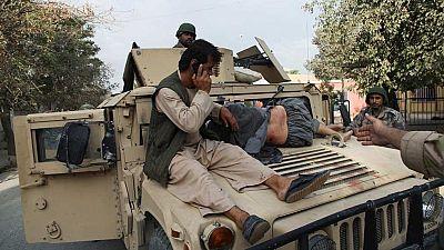Médicos Sin Fronteras niega que los talibanes dispararan antes de los bombardeos