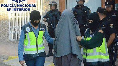 Diez detenidos en Espa�a y Marruecos en una operaci�n contra el Estado Isl�mico