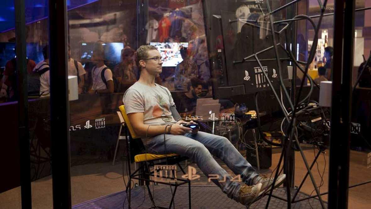 La Liga de Videojuegos, un fen�meno que sigue los pasos del negocio del deporte convencional