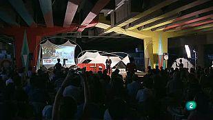 La Aventura del Saber. TEDx Madrid Bajo el puente San Cristóbal