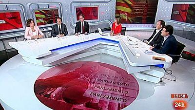 Parlamento - El debate - Cataluña tras el 27-S - 03/10/2015