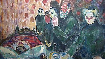 Una exposición en el Thyssen nos descubre a Edvar Munch