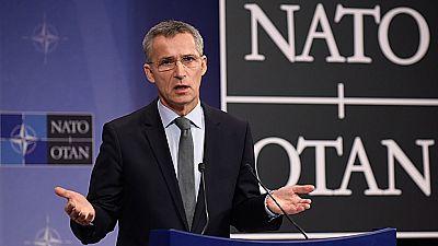 La OTAN exige explicaciones a Rusia por violar el espacio aéreo de Turquía en su campaña siria
