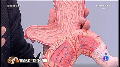 Consejos para el dolor de estómago