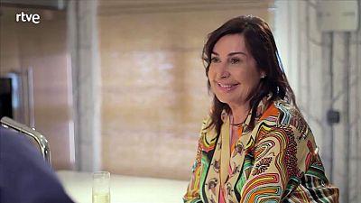 As� comienza la entrevista a Carmen Mart�nez Bordi�