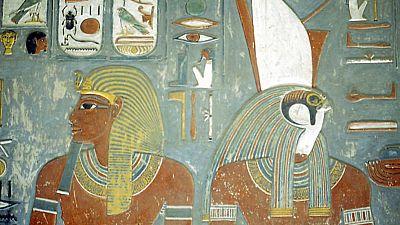Documenta2 - El inframundo de Egipto - ver ahora